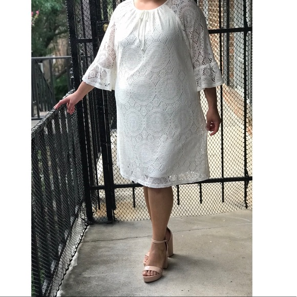 Tacera Plus-Size Dress